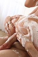 Blowjob porn video – Sex And The Sponge Bath