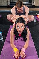 Sweaty Ass Workout sex video