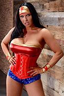 Wonder Woman: A XXX Parody sex video