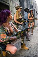 Cock Of Duty: A XXX Parody sex video