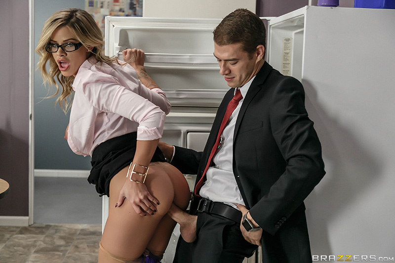 Big Tits At Work Scenes 67