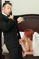HD porn video Dirty Bride