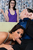 HD porn video Stay Away From My Daughter: Part 2