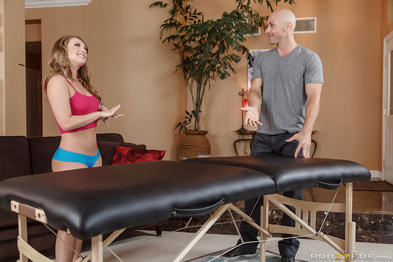 Slide Into My DMs - Johnny Sins & Harley Jade
