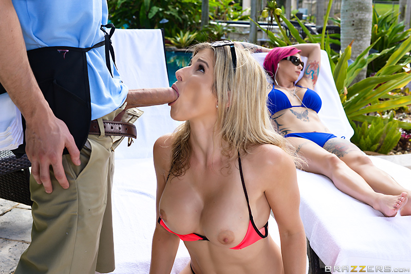 Milfs On Vacation: Part 2 - Anna Bell Peaks, Cory Chase & Alex D