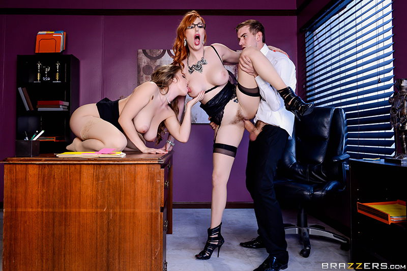 The New Girl: Part 3 - Lauren Phillips & Lena Paul & Danny D