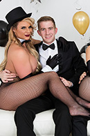 Brazzers New Years Eve Party sex video