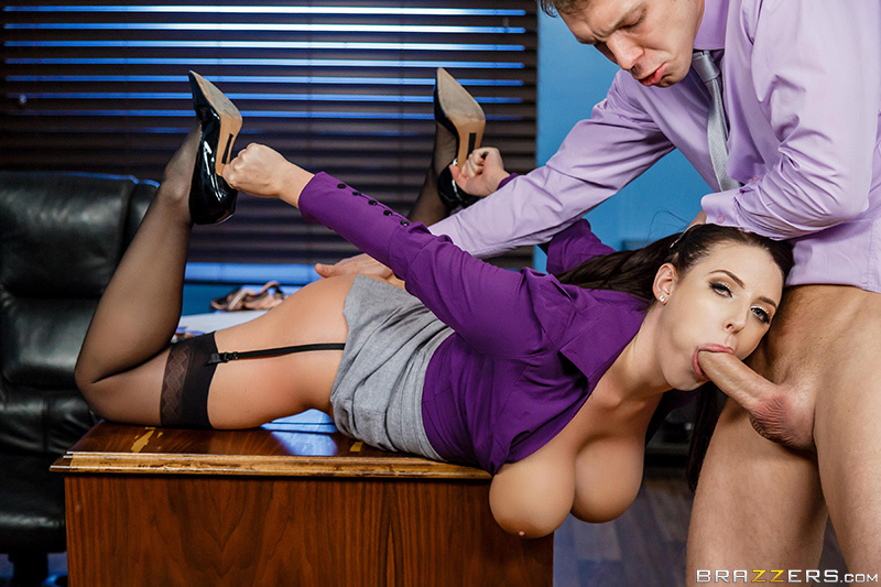 My Slutty Secretary - Markus Dupree & Angela White