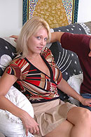 Busty Milf pounded sex video