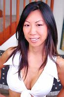 Busty Asian sex video