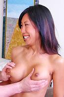 Deep Throat porn video – Busty Asian
