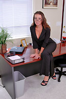 Penny The Secretary sex video