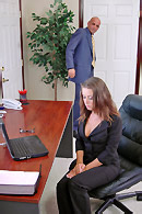 HD porn video Penny The Secretary