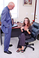 Blowjob porn video – Penny The Secretary