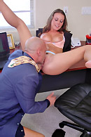 Penny Flame, Vin Deacon on brazzers