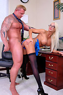 Brazzers video with Donna Doll, Jason Daugherty