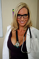 Cougar in Doctor's clothing sex video