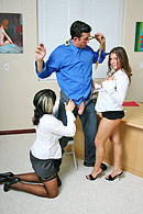 Billy Glide, Brooke Haven, Rachel RoXXX XXX clips