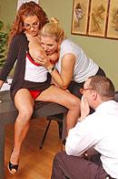 Top pornstar Kara Nox, Victoria Valentina, Brad Hardy
