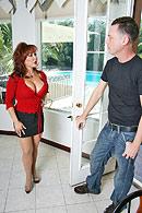 Top pornstar Joe Blow, Sexy Vanessa