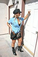 Officer On Duty... sex video