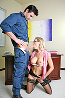 Brazzers porn movie - Busted Again