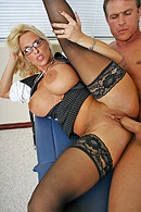 Holly Halston Titty Fuck sex movies