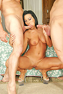 Joe Rock, Kurt Lockwood, Sandra Romain on brazzers