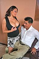 Top pornstar Ava Lauren, Sergio