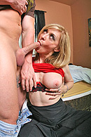Brazzers porn movie - Giving Mrs Hartley a ride