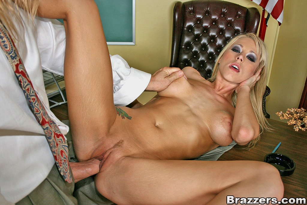 Katie morgan big tits at school