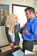 Top pornstar Gina Lynn, Cheyne Collins
