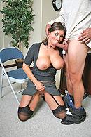 Brazzers porn movie - Inspector Dames