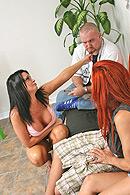 Maya Devine, Shannon Kelly, Phat Zane XXX clips
