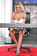 Sexy boss sex video