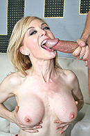 Brazzers video with Chris Charming, Nina Hartley