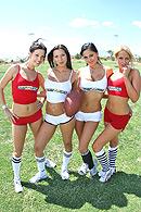 Top pornstar Mikayla, Nikki Kane, Rachel Starr, Roxy Deville, Joe Blow