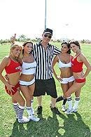 Joe Blow, Mikayla, Nikki Kane, Rachel Starr, Roxy Deville on brazzers