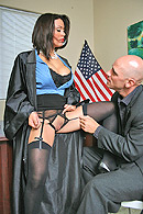 Johnny Sins, Sienna West on brazzers