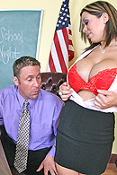 Jack Lawrence, Sienna West on brazzers