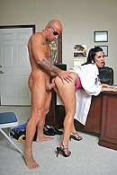 Brazzers HD video - A visit from Mr. Cockrin