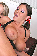 Brazzers video with Carolyn Reese, Claire Dames, Seth Dickens
