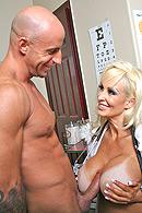 Barry Scott, Britney O'Neil on brazzers