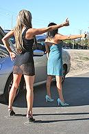 Sarah Jessie, Sophia Lomeli, Tommy Gunn XXX clips