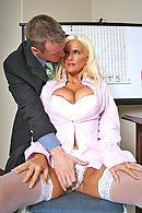 Brazzers porn movie - Big Tit Accounting