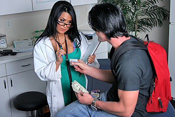 DoctorAdventures.com – Eva Angelina – Sick Note