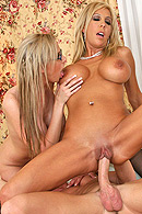 Sick of Small DIck free video clip
