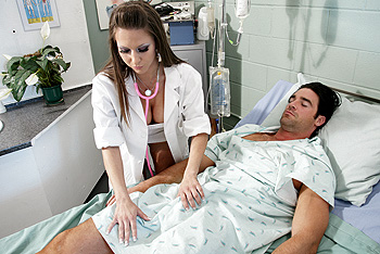 DoctorAdventures.com &#8211; Rachel Roxxx &#8211; Fucked Out of a Coma