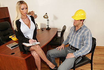 BigTitsAtWork.com &#8211; Nikki Benz &#8211; A Means Of Motivation