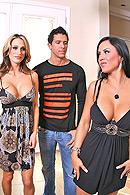 Mariah Milano, Sarah Jessie, Jordan Ash XXX clips